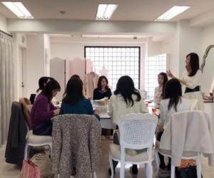 【開催レポート】イメージコンサルタント養成講座8期生マインドレッスン